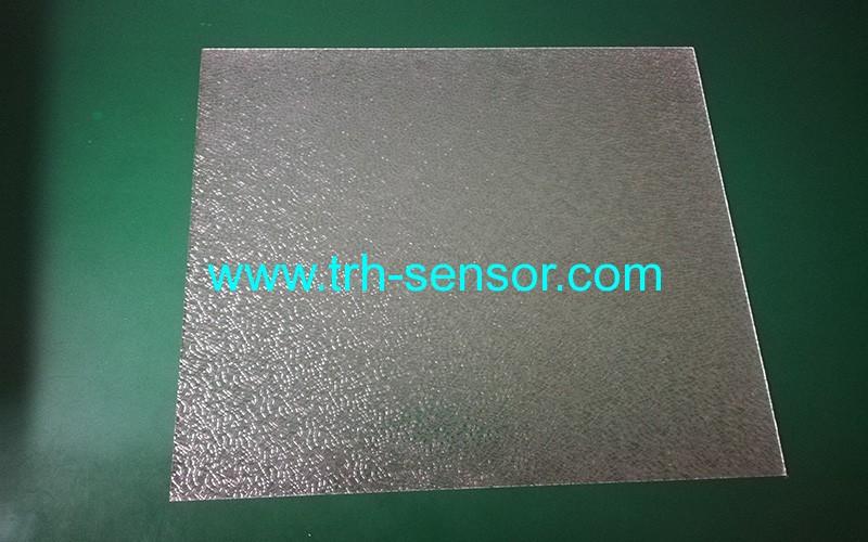 聚苯乙烯板带花纹透明板,GPPS带花纹板价格优势
